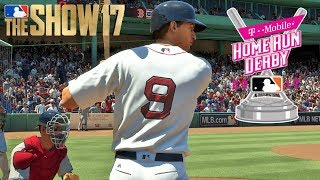 Ted Williams vs. Babe Ruth | Home Run Derby | MLB The Show 17