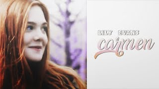 Lily Evans ✘ Carmen
