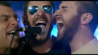 Kumpulan 1000 musisi Dunia nyanyikan Lagu Nirvana smells like ten spirits