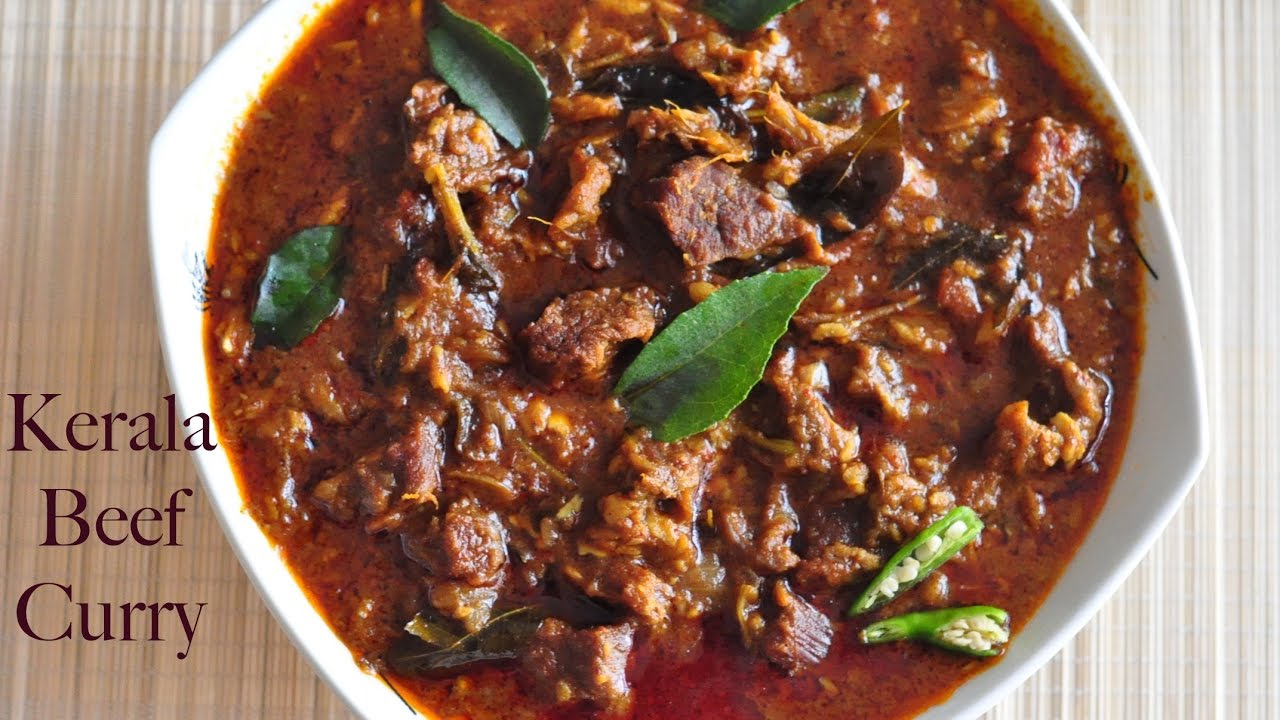 Beef Curry Recipe - Indian Beef Curry Recipe - YouTube