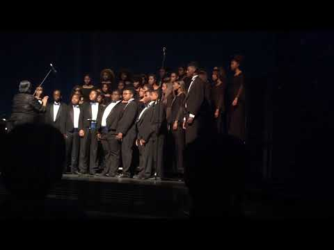 "DPS EFA 2017 Detroit School of Arts Concert Choir ""The Eyes of All"""