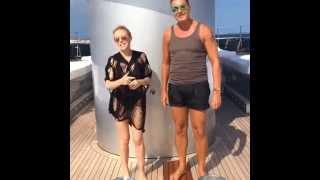 Kylie Minogue & Stefano Gabbana - Ice Bucket Challenge