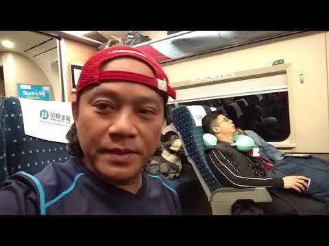 What's Inside the Shenzhen Bullet Train  Travel to NingYuan Hunan Province