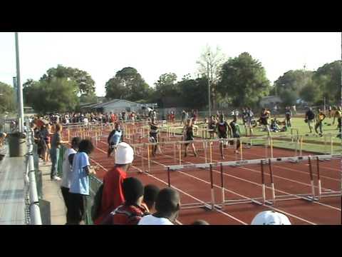 Joe Batch Merritt Island HS Track & Field Lane 5 110 M H Hurdle Time 16.33