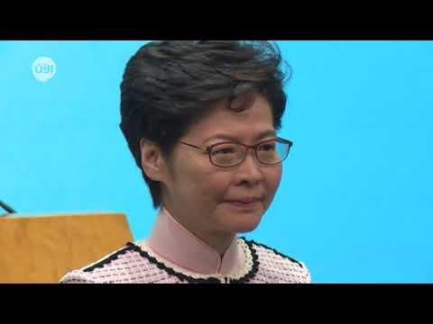 عقوبات أمريكية على زعيمة هونغ كونغ لـتقويضها السيادة الذاتية  - نشر قبل 1 ساعة