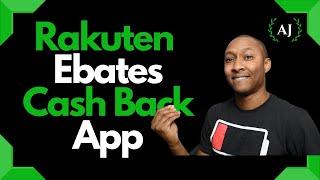 Rakuten Review - The Best Cash Back Apps   Passive Income Ideas 2020   Ebates Review