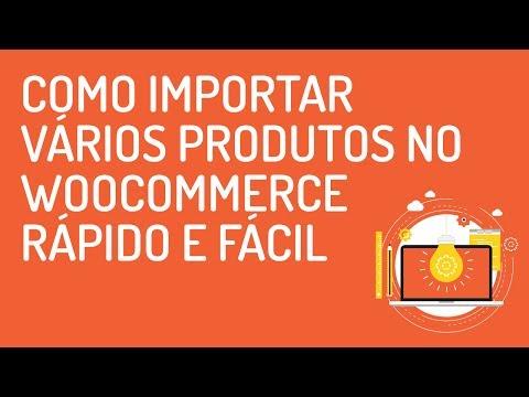 Tutorial All in One Import - Como importar vários produtos no WooCommerce thumbnail