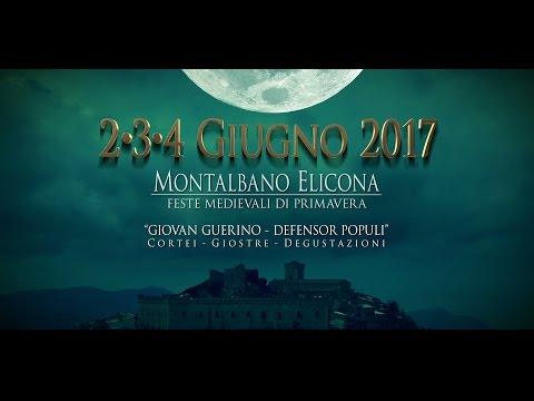 Feste Medievali di Primavera - Giovan Guerino - Defensor Populi - II Edizione - Montalbano Elicona