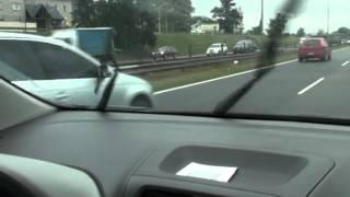 General Motors Argentina. Lanzamiento Chevrolet Spin. Test Drive (1ra Parte)