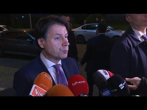 Coronavirus: le Premier ministre italien reconnaît des erreurs de