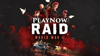 PlayNow: RAID World War 2 Beta | PC Gameplay