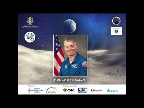 The English School Nicosia ARISS Call to ISS