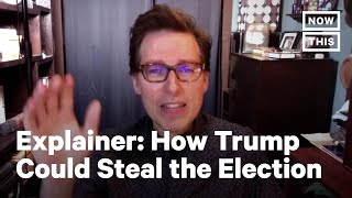 How You Can Stop Trump From Stealing the Election | NowThis