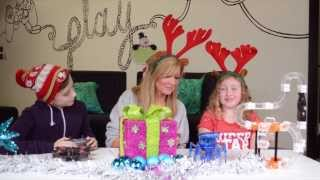 Nikki and Kel recruit some mini Reviewers to look at their Xmas Gadget wishlist