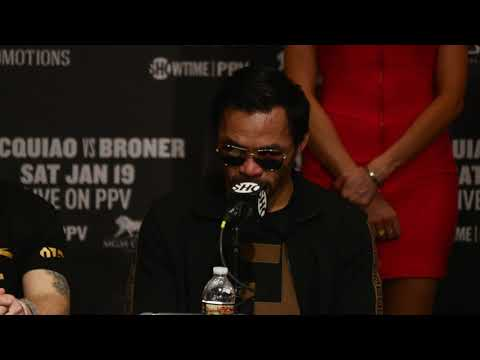 Adrien Broner: 'I KNOW I won my fight against Manny Pacquiao'