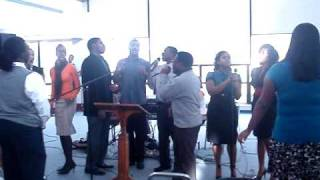 AUC   Hallelujah, Salvation and Glory