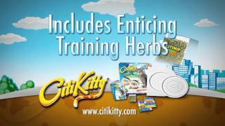 Amazing! CitiKitty Cat Toilet Training Kit.mp4