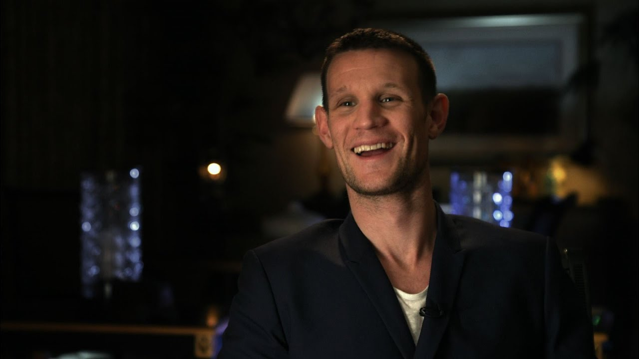 matt smith says goodbye to the doctor doctor who live the next doctor bbc youtube