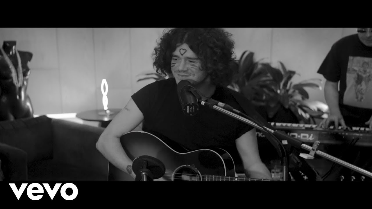 Kyle Falconer - What's Love Got To Do With It?