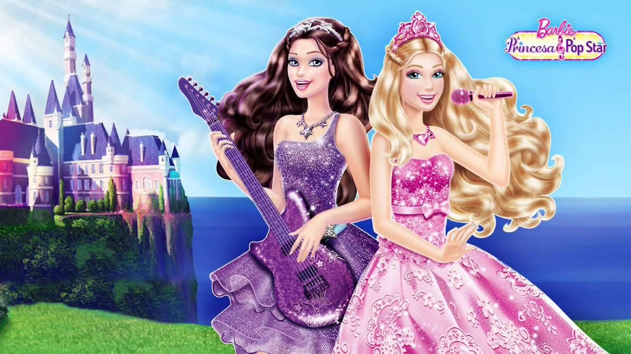 Uncategorized Barbie Pop Star barbie em a princesa e pop star ser uma audio youtube