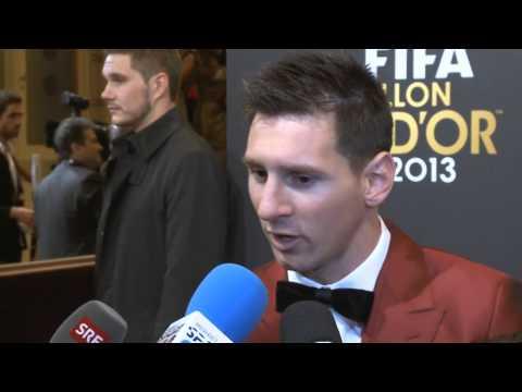 Ronaldo deserved to win - Messi