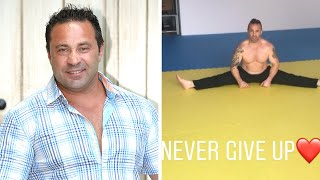 Joe Giudice SPEAKS OUT and Does the SPLITS After ICE Release