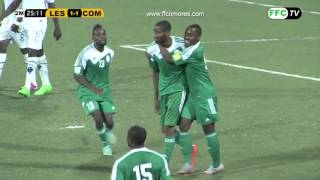 Lesotho 1-1 Comores (Résumé All Goals & Highlights)