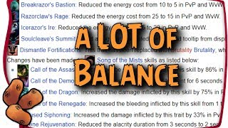 One of WoodenPotatoes's most viewed videos: Guild Wars 2 - Balance With Boots   The Big Mesmer Changes, & Lots More!