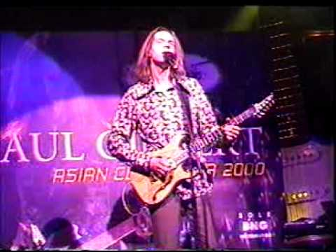 Paul Gilbert - Asian Clinic Tour 2000 (Live In Jakarta)