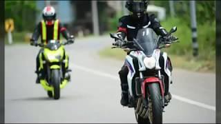 CB650F  CBR650F  Z800  CBR1000RR  GSX   ไบค์เกอร์ Thailand  [ EP2 ] Resimi