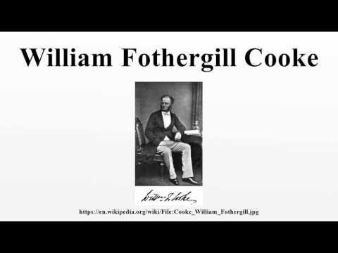 William Fothergill Cooke