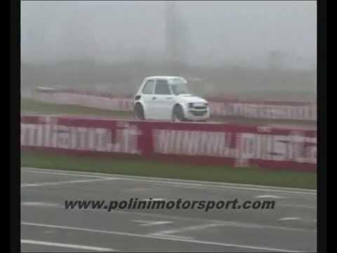 126 kawasaki P2 spec POLINImotorsport  1°Test driver Zunino Fabio