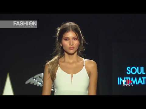 ELEMENTAL by GINA MURILLO SOUL INTIMATES SS 2018 COLOMBIAMODA 2017 - Fashion Channel