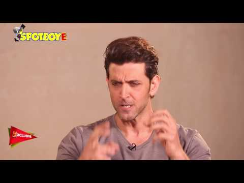 Exclusive Interview of Hrithik Roshan for Kaabil by Vickey Lalwani | SpotboyE