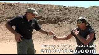 Bringing A Gun To A Knife Fight With Steve Tarani