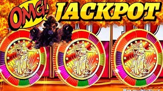 NEW Buffalo Gold REVOLUTION Slot Machine HANDPAY JACKPOT - Fantastic Session| Season 8 | Episode #22