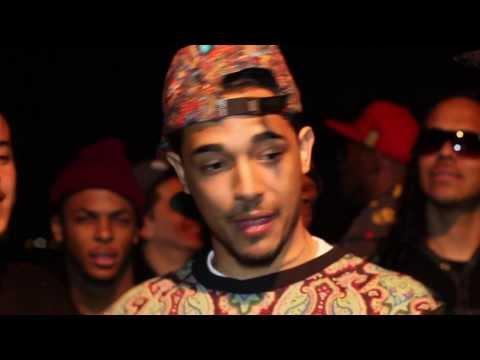 AHAT | Rap Battle | Cali Smoov vs D Tay | Los Angeles vs Las Vegas | Krackcity vs CMT