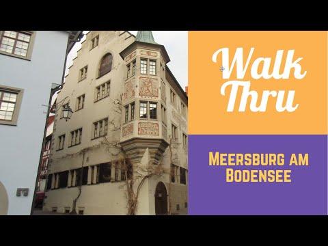 Walking through: Meersburg
