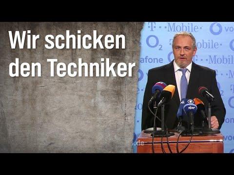 Torsten Sträter: Pressesprecher vom Verband der Telekommunikationsunternehmen | extra 3 | NDR