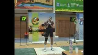 The world records in jerk 32 kg in Kettlebell lifting .