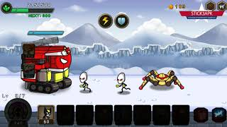 💛 HERO WARS Super Stickman Defense 3APK Mod NTN 💛 DOWNLOAD AMZ Best games #FHD
