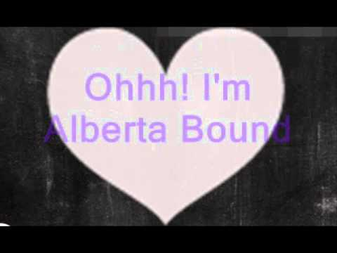 Paul Brandt - Alberta bound karaoke with background vocals