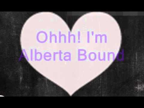 Paul Brandt - Alberta bound karaoke with background vocals