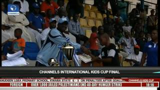 Channels Int'l Kids Cup: Presentation Of Medals,Cash Awards Pt 1 thumbnail