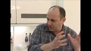 биточки из семги в американском стиле рецепт от шеф-повара / Илья Лазерсон