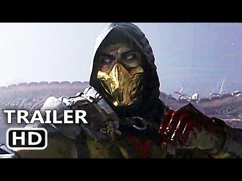 MORTAL KOMBAT 11 Official Trailer (2019) Video Game HD