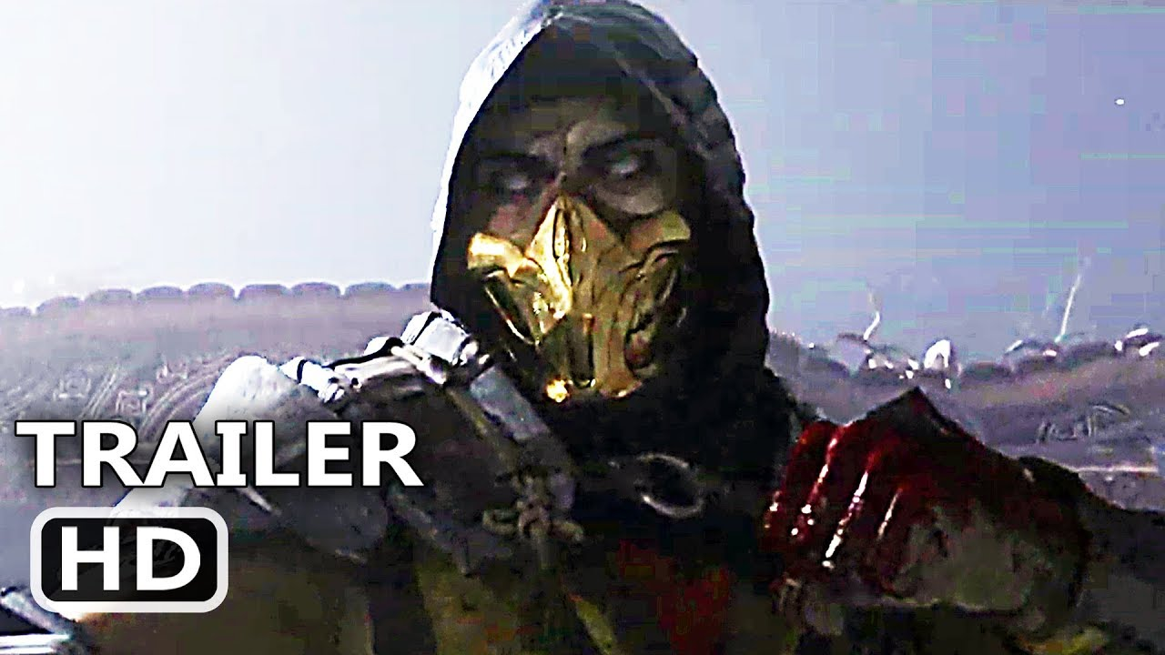 MORTAL KOMBAT 11 Official Trailer (2019) Video Game HD