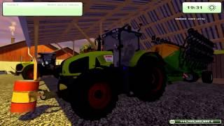 Repeat youtube video #1 Présentation de ma ferme avec plein de mods sur Farming Simulator 2013 !