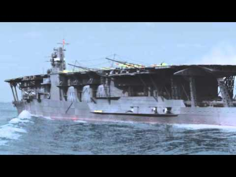 Imperial Japanese Navy's Aircraft Carrier Akagi