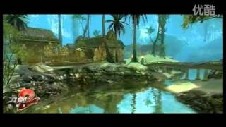 《刀劍2-封魔錄》新武器「傘」展示視頻-Uyoho.com Mp3